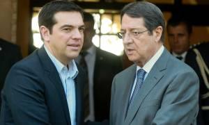 Κυπριακό: Συνάντηση Τσίπρα - Αναστασιάδη στις 14 Δεκεμβρίου