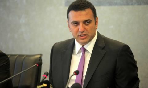 Κικίλιας: Ο Τσίπρας μεθοδεύει την πολιτική του απόδραση