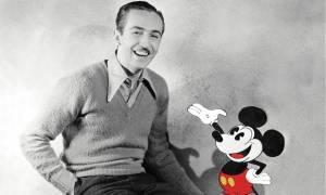 Στο σφυρί η διαθήκη του Walt Disney και οι θησαυροί των κινουμένων σχεδίων! (vid)