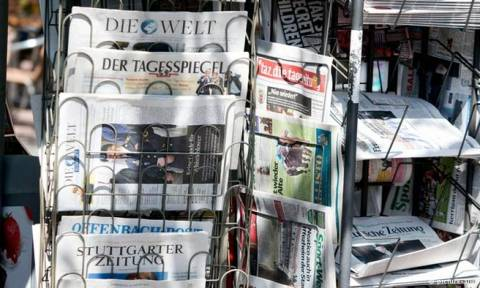 «Φαρμάκι» ο γερμανικός Τύπος για τις εξαγγελίες Τσίπρα: Δίνει δώρο Χριστουγέννων χωρίς άδεια