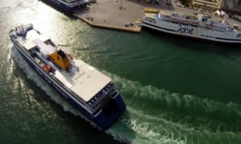 Χανιά: Έλυσαν κάβους τα πλοία από την Σούδα
