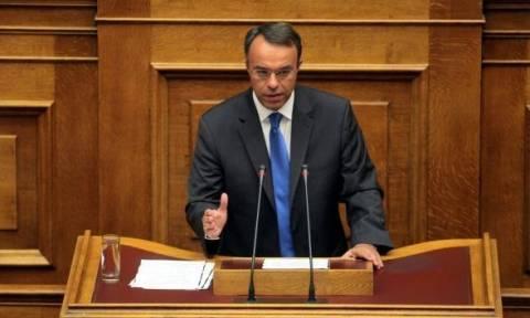 Προϋπολογισμός 2017 - Σταϊκούρας: «Να σε κάψω Γιάννη, να σε αλείψω λάδι»