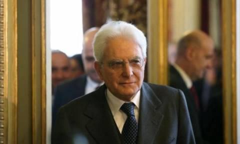 Ματταρέλλα: Τις επόμενες ώρες η εκτίμηση των διαβουλεύσεων