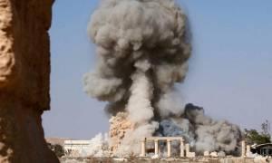 Συρία: Άτακτη οπισθοχώρηση του ISIS στην Παλμύρα – Δεκάδες νεκροί από ρωσικό βομβαρδισμό