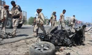 Μακελειό στην Υεμένη: Τουλάχιστον 50 νεκροί από επίθεση βομβιστή αυτοκτονίας του ISIS σε στρατόπεδο