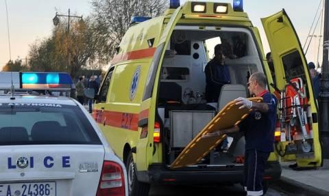 ΣΟΚ στη Λάρισα: Αθλητής έπαθε ανακοπή στον ημιμαραθώνιο (photo)
