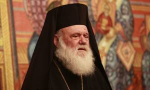 Μήνυμα ενότητας έστειλε από την Κέρκυρα ο Αρχιεπίσκοπος Αθηνών και πάσης Ελλάδος Ιερώνυμος