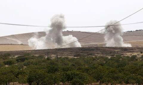 Μαχητικά αεροσκάφη έπληξαν στόχους του PKK στα βόρεια του Ιράκ