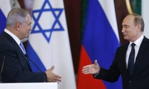 Премьер Израиля рассказал о договоренностях с Путиным по Сирии