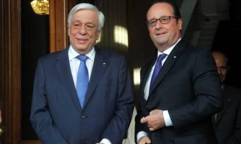 Παυλόπουλος στη Figaro: «H λιτότητα αύξησε τις ανισότητες» - Συνάντηση με Ολάντ το βράδυ στο Παρίσι