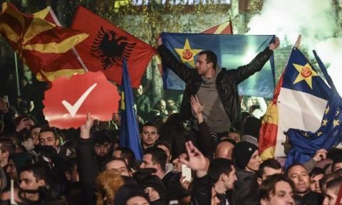 Θρίλερ στις εκλογές στα Σκόπια: Διαφορά λίγων χιλιάδων ψήφων ανάμεσα στα πρώτα κόμματα