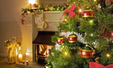 Χριστούγεννα 2016: Η Πυροσβεστική μάς προειδοποιεί ΟΛΟΥΣ