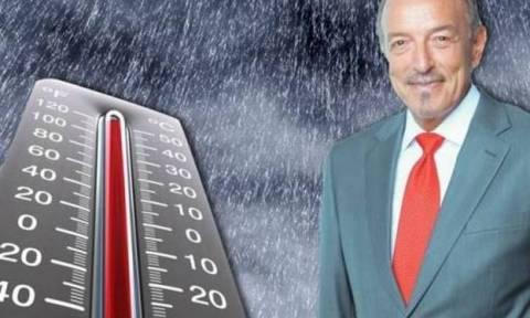Τάσος Αρνιακός: Έρχεται ψυχρή εισβολή τις επόμενες ώρες - Χιόνια και στην Αττική