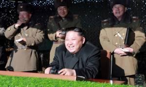 Ο Κιμ Γιονγκ Ουν πάτησε το κουμπί! (Pics)