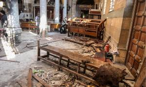 Αίγυπτος: Συλλήψεις τεσσάρων υπόπτων για την βομβιστική επίθεση στη χριστιανική εκκλησία