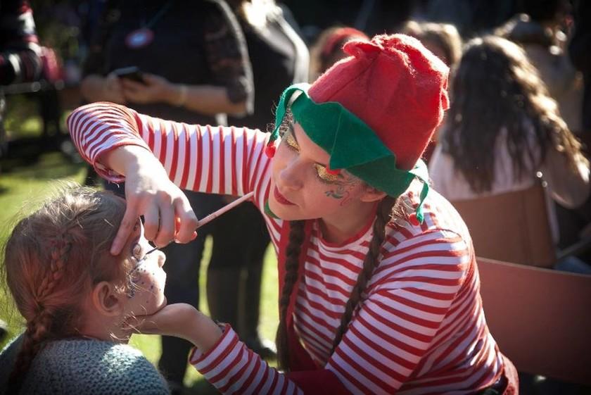 Χριστουγεννιάτικη γιορτή του Συλλόγου Φίλων Παιδιών με καρκίνο «Ελπίδα»