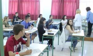 Πανελλήνιες: Έρχονται σαρωτικές αλλαγές - Ιούνιο αντί για Μάιο φέτος οι εξετάσεις