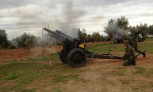 Στρατός Ξηράς: Εκπαίδευση Σχολής Πυροβολικού (pics)