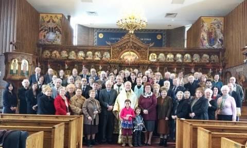 Μητροπολίτης Τορόντο: Εκκλησία χωρίς παιδιά αργοπεθαίνει...