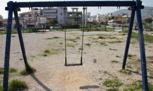 Δήμος Περιστερίου: Παρεμβάσεις σε 9 παιδικές χαρές