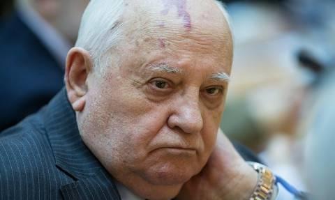 Михаил Горбачев: я отдал власть, ушел сам, чтобы избежать кровопролития