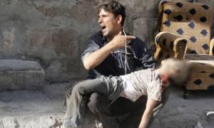 Τρόμος στη Συρία: Δεκάδες παιδιά εγκλωβισμένα σε κτήριο υπό επίθεση στο Χαλέπι