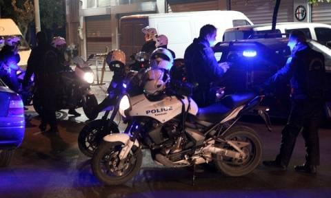 Θεσσαλονίκη: Νέα αστυνομική επιχείρηση στη Ροτόντα