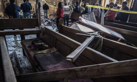 Το Ισλαμικό Κράτος ανέλαβε την ευθύνη για το αιματοκύλισμα χριστιανών στο Κάιρο