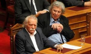 Θεοδωράκης και Γλέζος κατά της έκδοσης των «8» στην Τουρκία