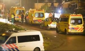Έκρηξη βόμβας στην Ολλανδία - Δύο αστυνομικοί σε κρίσιμη κατάσταση (video)