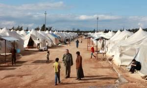 Η Τουρκία σκοπεύει να δημιουργήσει καταυλισμό για την υποδοχή 80.000 προσφύγων από το Χαλέπι