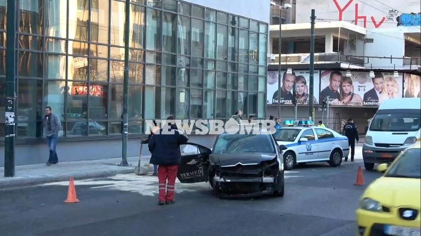 Σοβαρό τροχαίο στη Λ. Συγγρού – Έξι σοβαρά τραυματίες