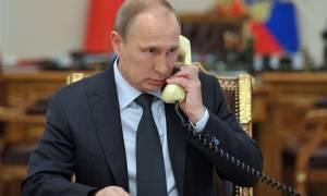Путин обсудил с Меркель закупки Киевом российского газа и ситуацию в Сирии