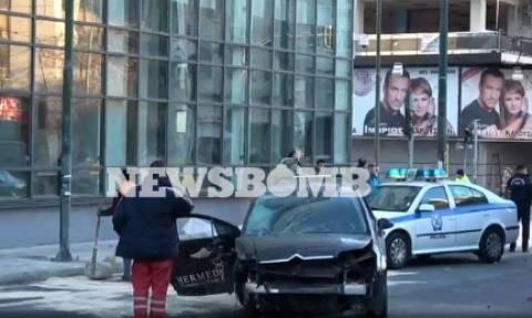 Σοβαρό τροχαίο στη Λ. Συγγρού: Κυκλοφοριακό «έμφραγμα» ΤΩΡΑ στην περιοχή