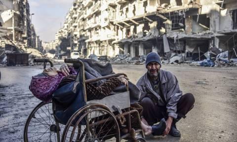 Συρία: Σκηνές «αποκάλυψης» στο Χαλέπι – «Έσπασε» η εκεχειρία (Vids+Pics)
