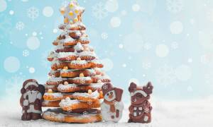 Tips για να μην πάρετε κιλά τα Χριστούγεννα