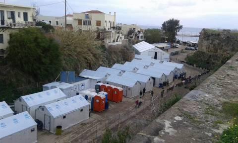 Χίος: Οργή για την κακοποίηση του προσφυγόπουλου στον καταυλισμό της Σούδας