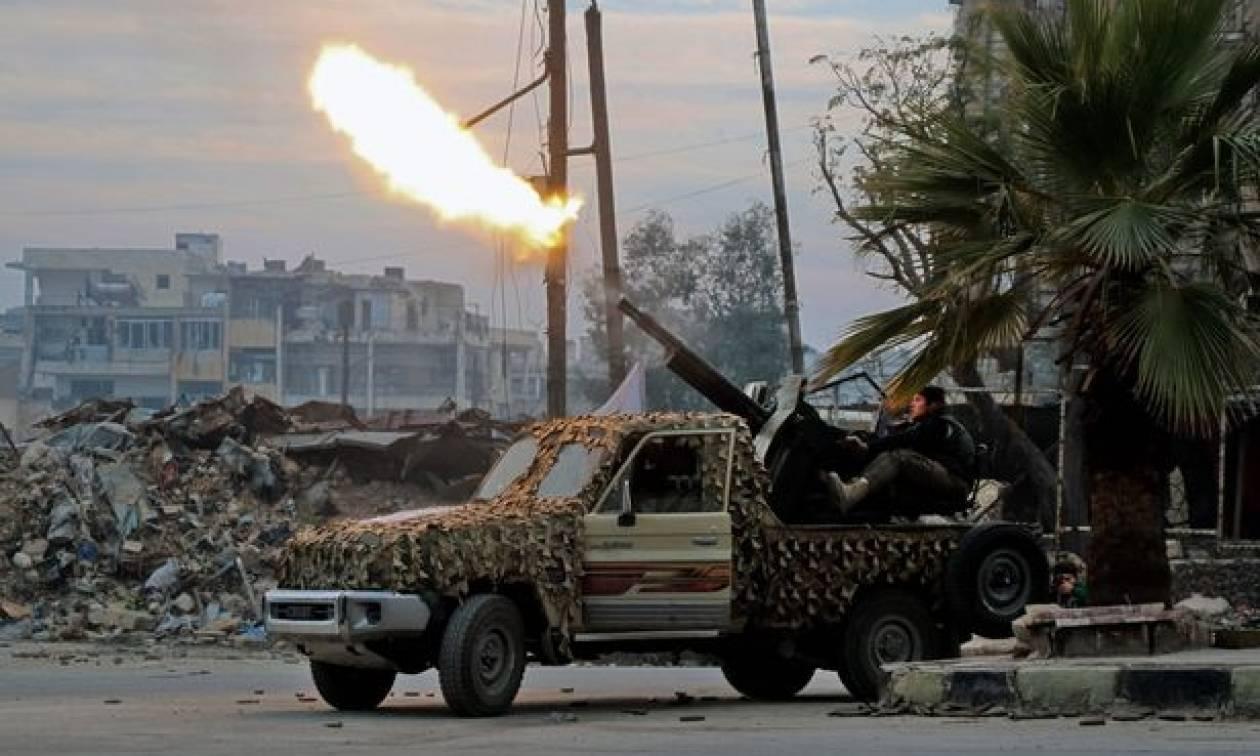 Αναστολή της εκεχειρίας στο Χαλέπι – Σφοδρές μάχες στις τελευταίες ανταρτοκρατούμενες συνοικίες