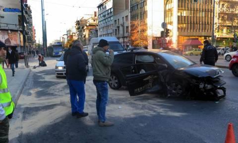Μεθυσμένος ο ένας από τους οδηγούς στο τροχαίο της Συγγρού