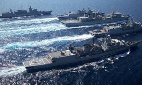 Πολεμικό Ναυτικό: Άσκηση ΝΑΪΑΣ 2016 μέχρι 17/12