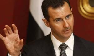 Άσαντ: Βέβαιος για την ανακατάληψη και της Παλμύρας - Η Δύση αδιαφορεί για τους τζιχαντιστές