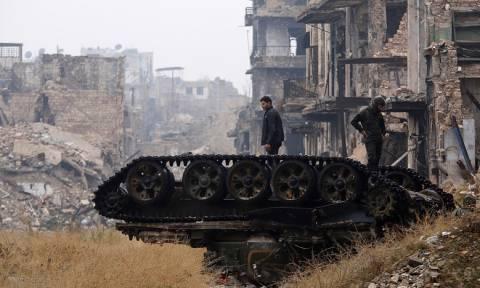 Χαλέπι: Σε εφαρμογή ξανά η συμφωνία για την απομάκρυνση αμάχων και ανταρτών