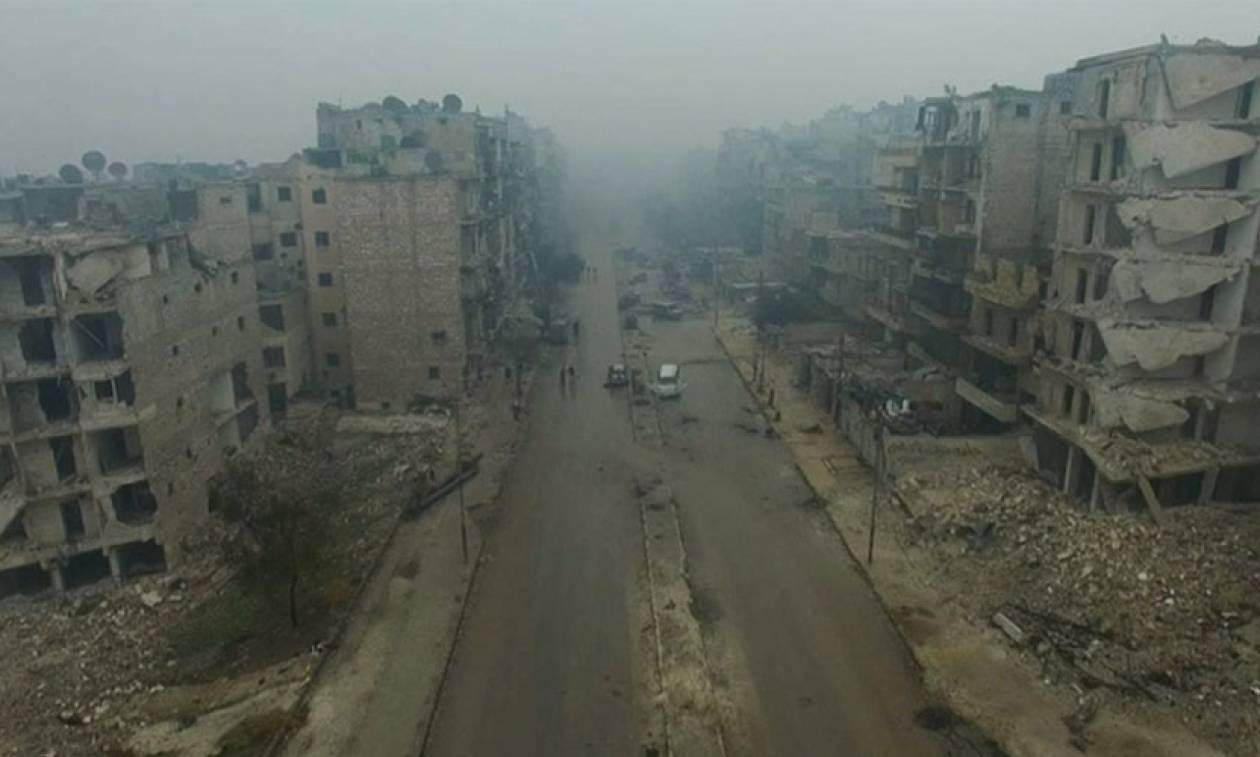 Συρία: Σίγησαν τα όπλα στο Χαλέπι – Ξεκινά η μεγάλη έξοδος (Vid)