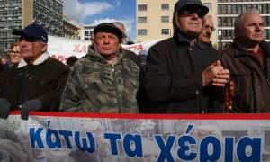 Στους δρόμους σήμερα οι οργισμένοι συνταξιούχοι: «Ψίχουλα οι εξαγγελίες Τσίπρα»