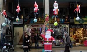 Εορταστικό ωράριο Χριστουγέννων 2016: Ποια Κυριακή θα είναι ανοικτά τα καταστήματα