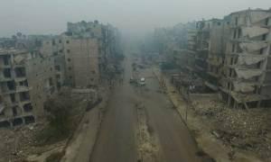 Συρία: Δείτε την ιστορική αποχώρηση των ανταρτών από το Χαλέπι