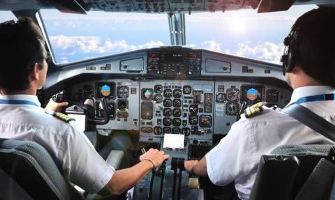 Μελέτη Χάρβαρντ: Ένας στους οκτώ πιλότους αεροπλάνων μπορεί να έχει κατάθλιψη