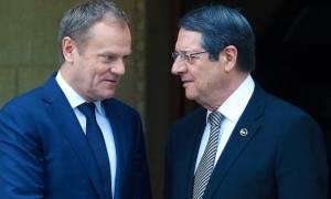 Εκστρατεία ενημέρωσης για το Κυπριακό ξεκινούν Κύπρος & Ελλάδα - Ποιους θα δει στις Βρυξέλλες ο ΠτΔ