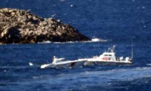 Ένταση με Τούρκους στα Ίμια - Συναγερμός στις Ένοπλες Δυνάμεις (pics)