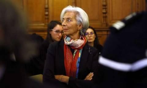 «Λάδι» η Λαγκάρντ - «Ξόρκια» οι κατηγορίες εναντίον της λέει ο εισαγγελέας